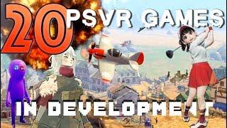 In Development For Psvr | 20 Upcoming Psvr Games