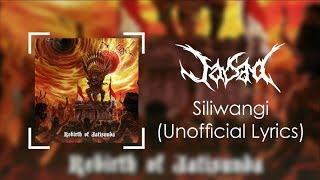 Jasad - Siliwangi (Unofficial Lyric Video)