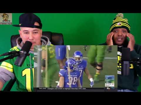 Oregon vs Boise St | Reaction | College Football Highlights | Las Vegas Bowl