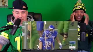 Oregon vs Boise St | Reaction | College Football Highlights | Las Vegas Bowl