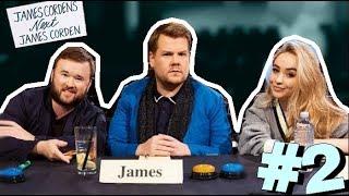 James Corden's Next James Corden including Sabrina Carpenter 03/22/2018 #2