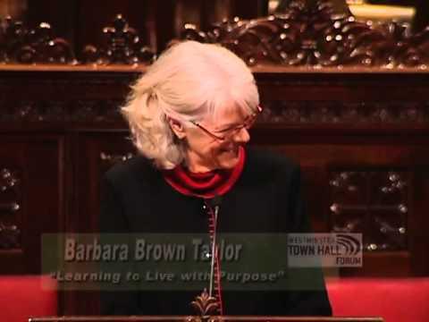 Barbara Brown Taylor   Sacred Downtime