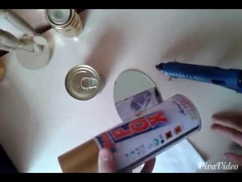 Смотреть Hand Made/Как украсить зеркало своими руками