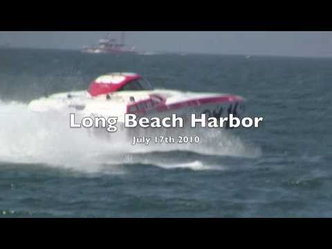 Pacific Powerboat Offshore Racing Trials