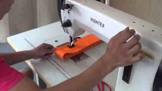 Lowest cost heavy duty sewing machine for extra thick lifting slings and lifting straps