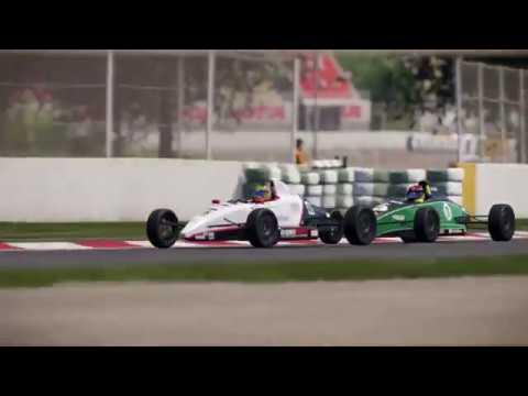 Project CARS 2 - Formula Rookie European Champhionship 2/5 - Barcelona Catalunya Circuit National