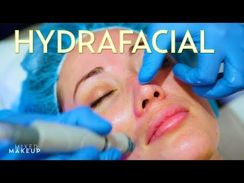 What is a Hydrafacial Treatment + Our Review! | The SASS with Susan and Sharzad