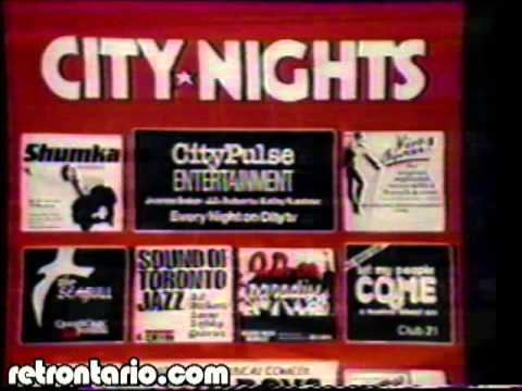 CityPulse Entertainment 1983