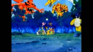 Digimon Adventure 01 - Butterfly Opening - English Fandub