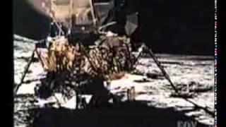 Man never landed on the Moon. Were the NASA landings faked?