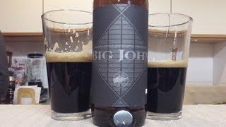 Goose Island Big John Imperial Stout (big Chocolate Flavor) Djs Brewtube Beer Review #273