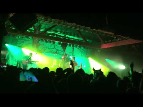 The Used 15 Year Anniversary Live Sodo
