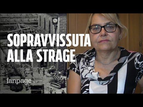 Strage di Bologna, 40 anni dopo, la sopravvissuta Patrizia Poli: 'Un mare rosso di sangue'