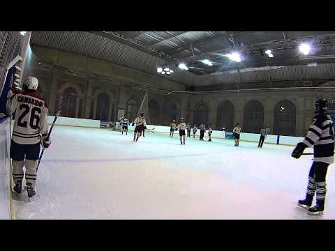 Ice Hockey Varsity Match Friday, March 13, 2015 Cambridge v. Oxford University Blues Period 2
