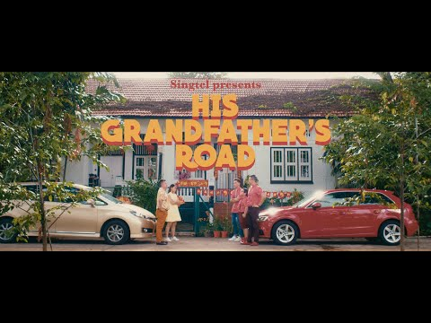 His Grandfather's Road