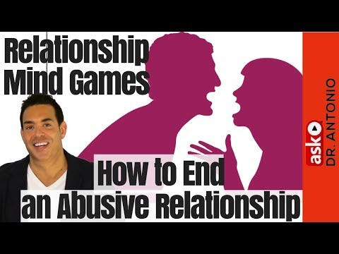 Relationship Mind Games - How to End an Abusive Relationship