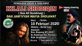 Download 🔴🔵 LIVE STREAMING MAFIA SHOLAWAT  // BOPONG // KANDANGAN // PURWODADI // GROBOGAN // 10 FEB 2020