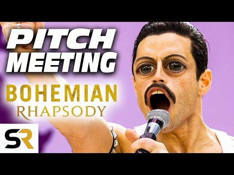 Bohemian Rhapsody Pitch Meeting