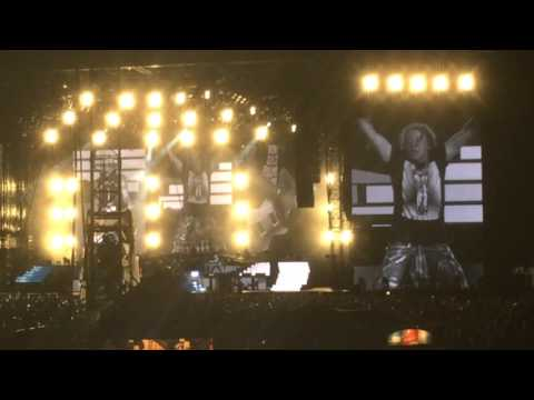 Live and Let Die clip- GNR FedEx Field DC 6/26/16