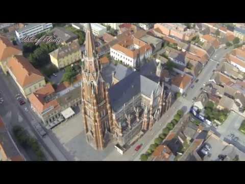 Osijek iz zraka