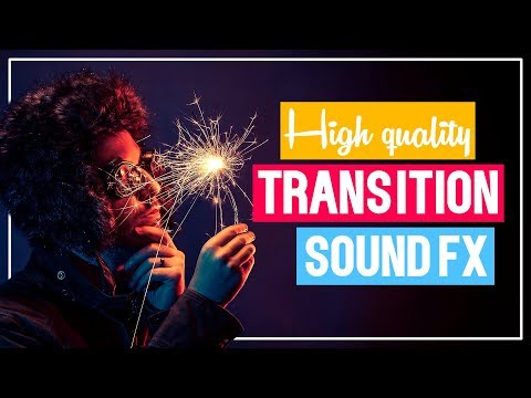 FREE Transition Sound Effects! I Whoosh, Cinematic Impact, Swoosh [Free Download]