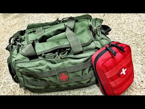Building an Emergency Medical Bag | Chinook Medical