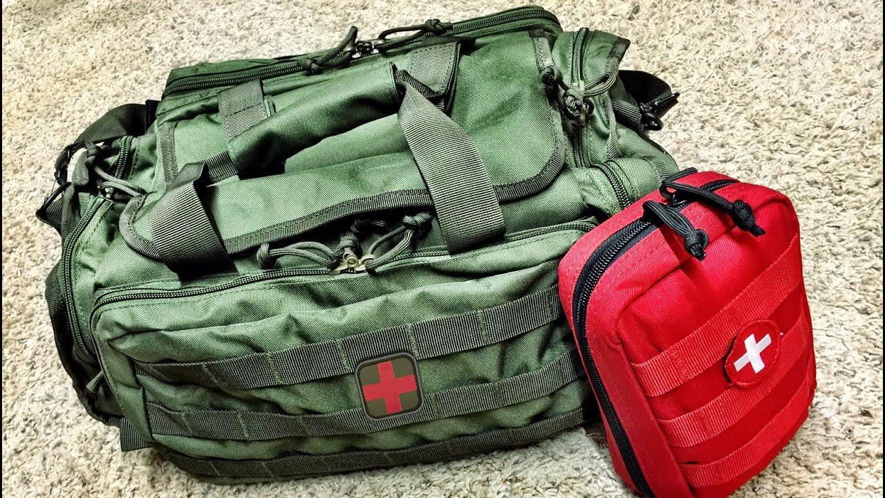 Building An Emergency Medical Bag Chinook