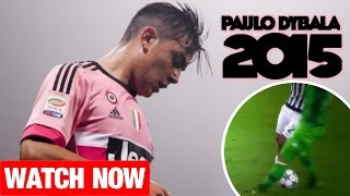 Paulo Dybala ● My Show ● Amazing Goals And Skills ● 2015 |HD|