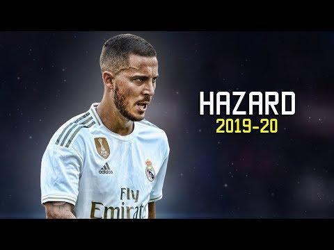 Eden Hazard 2019/20 ● The Start Real Madrid | Skills & Goals