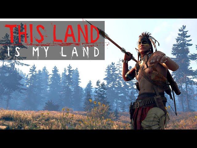 Abtrünnige Indianer 🦅 This Land Is My Land #17 🦅 [Lets Play Deutsch]