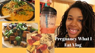 Pregnancy What I Eat in a Day Vlog: Vegetarian & Vegan Plus Hanging Out With My Bestie