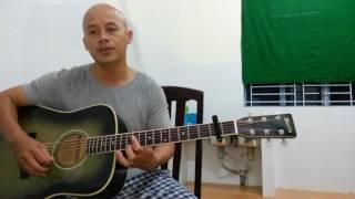Loi tinh viet voi guitar Duy Lu
