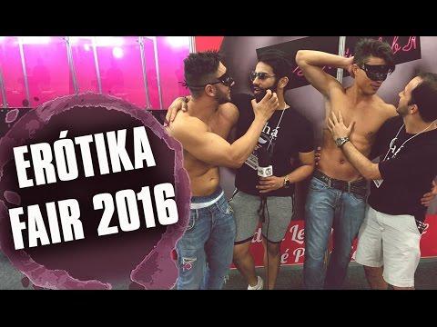 Chá dos 5 | Externa - Erótika Fair 2016