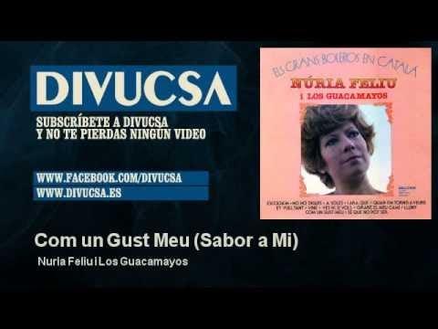 Núria Feliu - Els Grans Boleros en Català