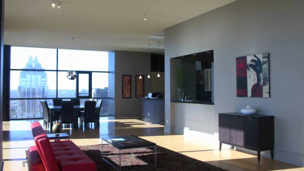 Modern condo design youtube for Condo interior design photos