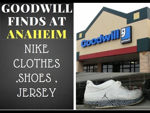Trip To My Favorite Store Goodwill * Going To Anaheim To Find Gold   * #145