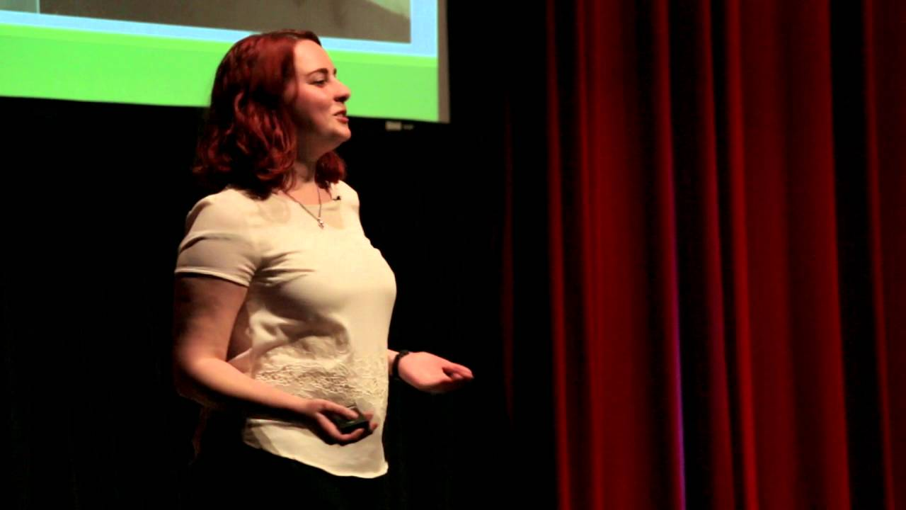 The Power of Student Activism   Nina Baumgartner   TEDxTU
