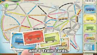 Ticket to Ride Pocket Tutorial