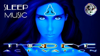 THIRD EYE ACTIVATION Frequency | OM Chanting | 432hz + 963hz Pineal Gland | Sleep Meditation Music