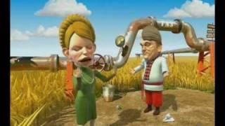 Мульт Личности  1 серия Ю.Тимошенко и В.Ющенко ГАЗ
