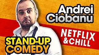 Andrei Ciobanu - Primul film intr-o relatie (stand-up comedy)