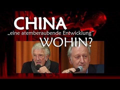 China - eine atemberaubende Entwicklung - wohin?