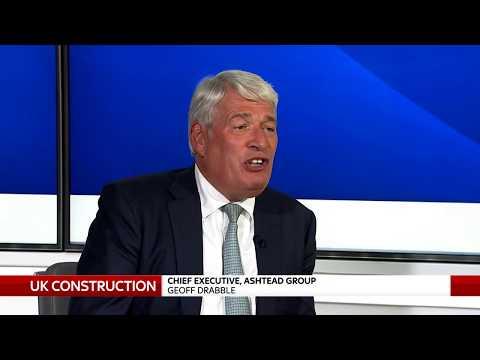 Ashtead boss talks pound and Trump
