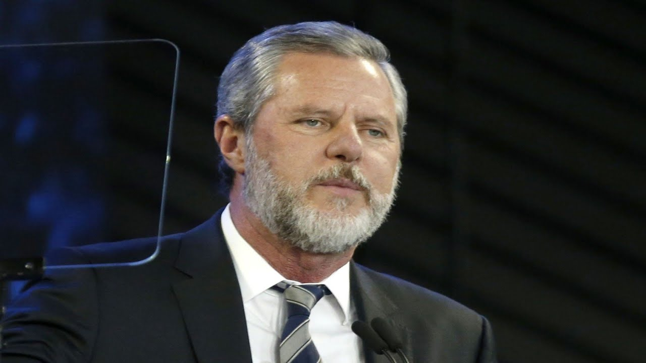 Jerry Falwell Jr. says blackmail led to recent controversial behavior