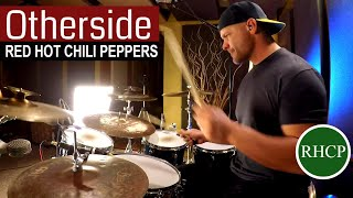 Red Hot Chili Peppers - Otherside Drum Cover (High Quality Audio) ⚫⚫⚫