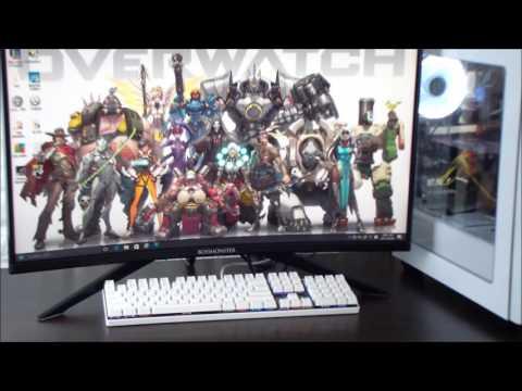 생각의 속도로 반응하는 게이밍 키보드, 한성컴퓨터 MKF14S BOSSMONSTER TFG