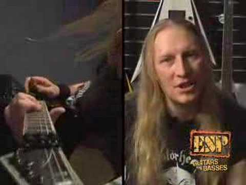 ESP Guitars: Jay Reynolds (Metal Church) Interview