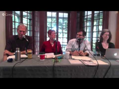 "ModPo discusses Gertrude Stein's ""Tender Buttons,""  October 2, 2013 - Part 1"