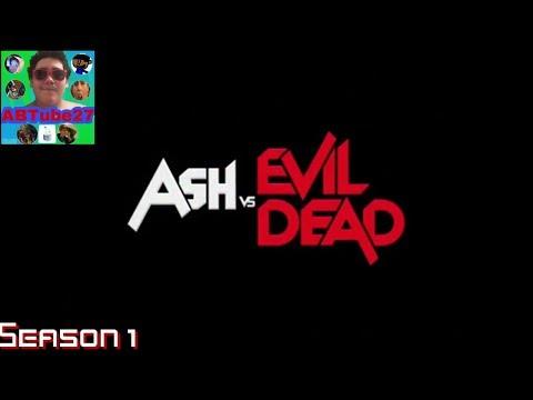 Ash Vs Evil Dead - Intro (F.R.I.E.N.D.S Style, Season 1)