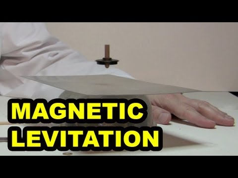 RTFMs Episode #8: How to Build a Magnetic Levitating Top